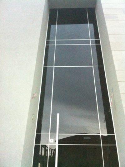 גלריית תמונות אילן עבודות אלומיניום וזכוכית
